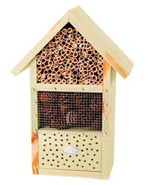 Ecostyle Insectenhotel bouwpakket met zadenmengeling