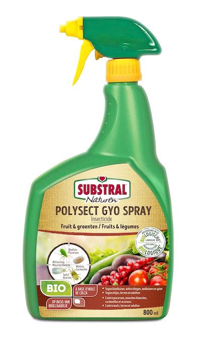 Bladluizen, wolluizen en spint bestrijden met spray 800 ml