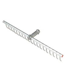 Inzaai Hark Aluminium voor inharken graszaad 60cm