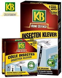 KB Insecten Klever Insecten bestrijden in huis en keuken