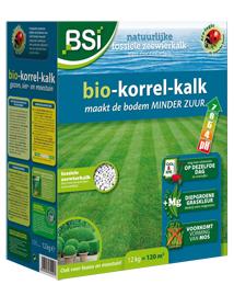 Bio kalk voor gazon 120m²