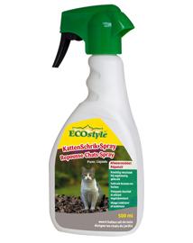 Kattenschrik spray om katten te weren uit tuin 500ml