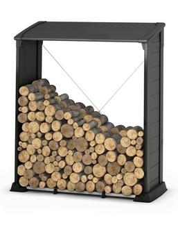 Keter Firewood Houtopslag