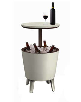bartafel keter cool bar cr me bruin. Black Bedroom Furniture Sets. Home Design Ideas
