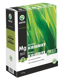 Osmo Kieseriet voor gazon en moestuin 3,5 Kg
