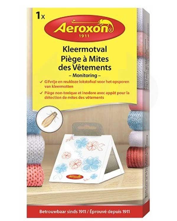 Aeroxon Mottenval - kleerkast 1st