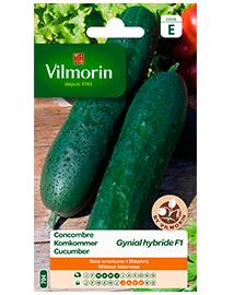 Vilmorin Komkommer zaden Gynial hybride 1g