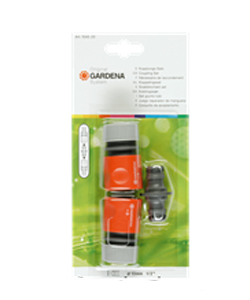 """Reparatiesset tuinslang Gardena 13mm (1/2"""")"""