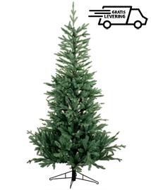 Blauwspar kunstkerstboom Blue Christmas 240cm