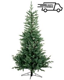 Blauwspar kunstkerstboom Blue Pinetree 210cm