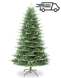 Duurzame kunstkerstboom Green Wonder PE en PVC 137cm