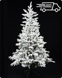 Kunstkerstboom met sneeuw Snowy Everest 210cm