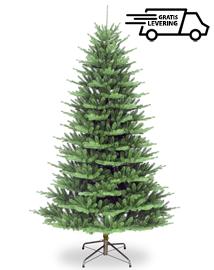 Duurzame kunstkerstboom Green Wonder uit PVC en PE 213cm