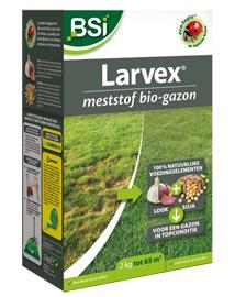 BSI Larvex tegen engerlingen en emelten in gazon 2kg
