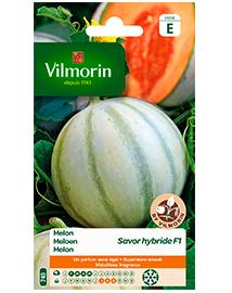 Vilmorin Meloen zaden Savor F1 0,7g