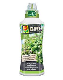 Compo Bio Vloeibare meststof voor Kruiden en Groenten 1L