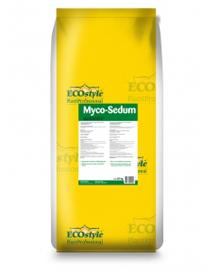 Ecostyle Myco-Sedum meststof voor groendak - sedumdak 10kg