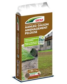 DCM Aanleg Graszoden & Gazons gazonmeststof 10kg
