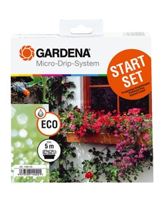 Gardena Automatisch water geven planten Startset