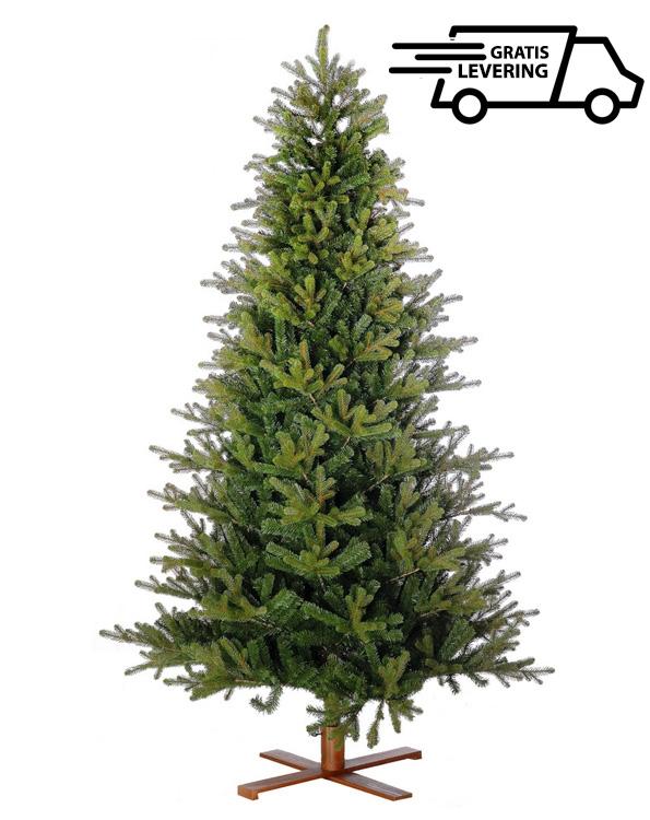 Mooie kunstkerstboom Greenwood L 228cm