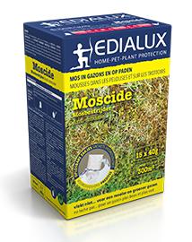 Edialux Moscide tegen mos in gazon 600g
