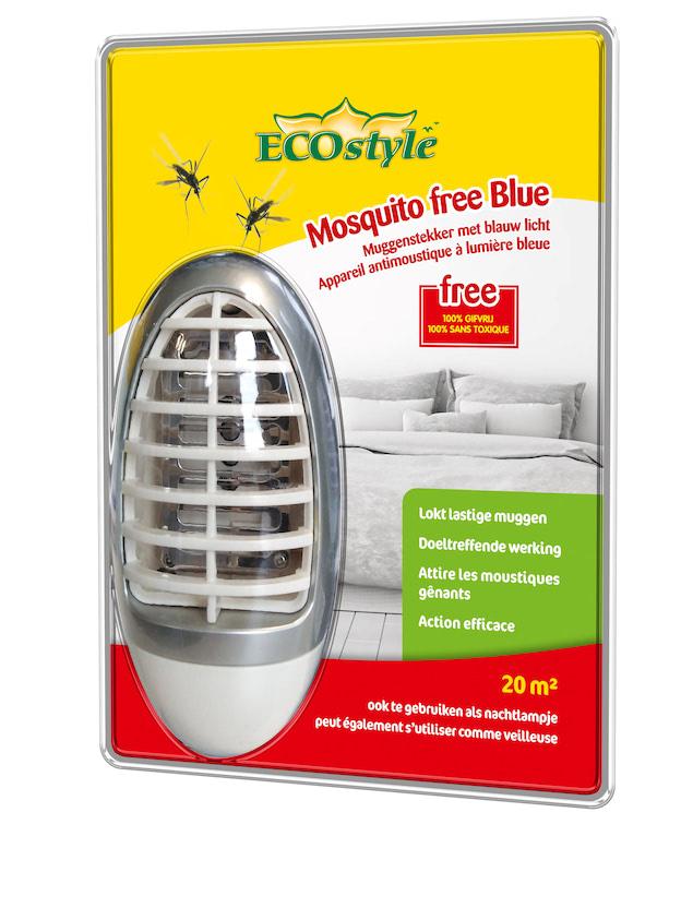 Ecostyle Mosquito Free Blue 20m²