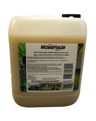 Mosskade® Concentraat tegen groene aanslag en mos 5L
