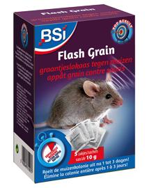 Muizenlokaas voor bestrijden van muizen 50g
