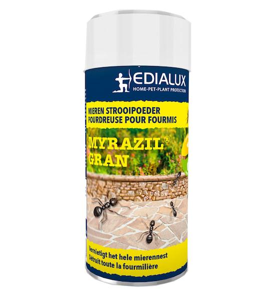 Edialux Mirazyl Gran strooipoeder tegen mieren 250g