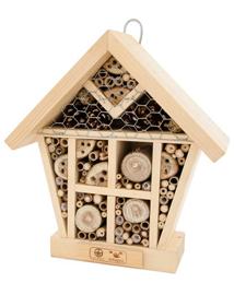 Insectenhotel Natuurpunt Sol voor bijen en nuttige insecten