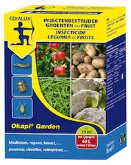 Okapi Garden tegen insecten op groenten 75ml