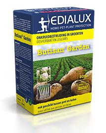 Butisan Garden onkruidbestrijding in siertuin 50ml