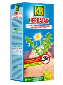 KB Herbatak totale onkruidbestrijder 800ml
