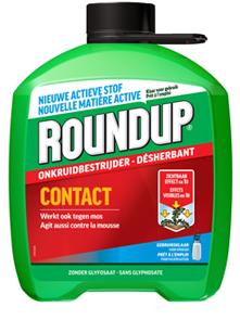 Roundup Contact Onkruidverdelger met azijnzuur 5L
