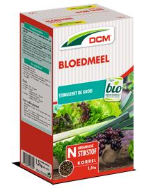 DCM Bio Stikstof op basis van bloedmeel 1,5 kg