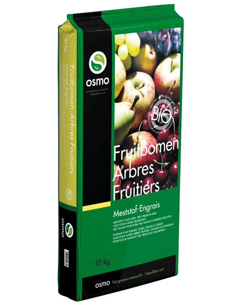 Meststof voor Fruitbomen 10Kg