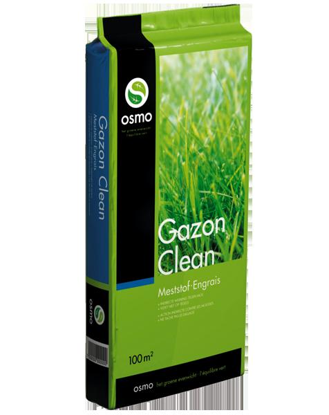 Osmo Gazon Clean gazonmest met anti mos 10 Kg