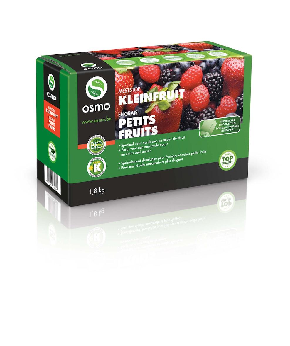 Osmo Meststof voor Kleinfruit 1,8 kg