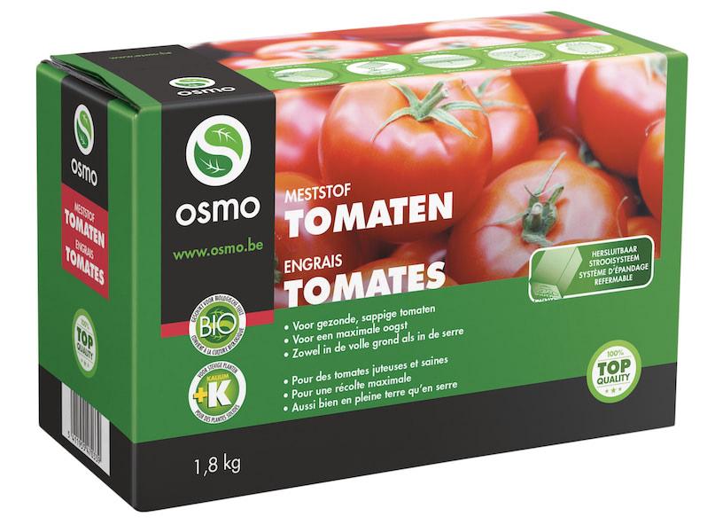 Osmo Tomaten Biologische meststof 1,8 Kg