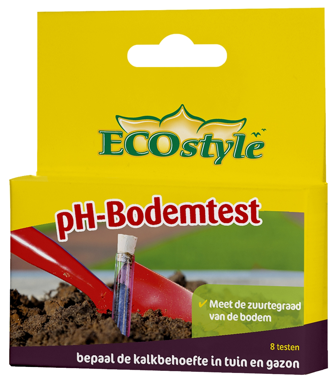 pH-bodemtest (8 tests) ECOstyle
