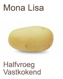 Pootaardappelen Mona Lisa 2,5kg