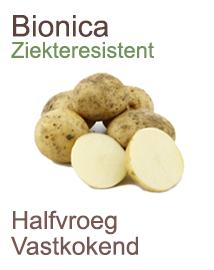 Pootaardappelen Bionica biologisch telen 2,5kg
