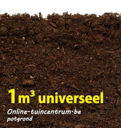 Potgrond Universeel 1m³