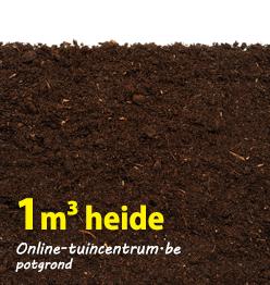 Heidepotgrond voor hortensia 1m³