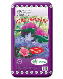 Potgrond voor hortensia en zuurminnende planten 10L