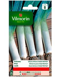 Vilmorin Prei zaden Winterreuzen Vernor 4g