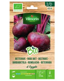 Bio groenten zaden Rode biet Egyptische 3g