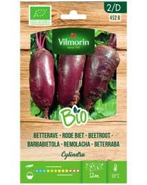 Bio groenten zaden Rode bieten Cylindra 5g