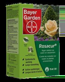 Rosacur tegen ziekten op rozen en planten 200ml