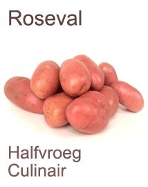 Pootaardappelen Roseval 1kg